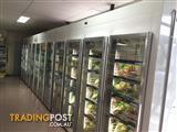 Retail Display Fridge (x1 unit) and Freezer Units (x2 units)