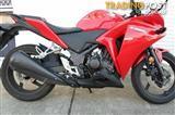 2012 Honda CBR250R 250CC  Sports