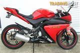 2009 Yamaha YZF-R125 125CC  Sports