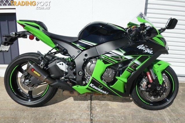 2017 Kawasaki Ninja ZX|10R KRT Replica (abs) 1000CC KRT for sale in