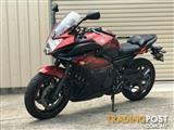 2011 Yamaha FZ6-S   Sports