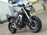 2014 Yamaha MT-09   Sports