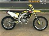 2013 Suzuki RM-Z450   Motocross