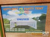 Marquee/ party tent, pavilion