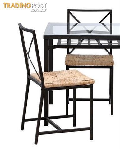 Fabulous 2X Ikea Granas Rattan Dining Chair 15 Each Beutiful Home Inspiration Aditmahrainfo