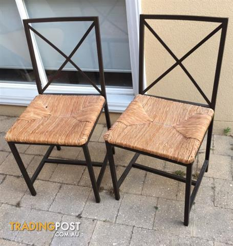 Cool 2X Ikea Granas Rattan Dining Chair 15 Each Beutiful Home Inspiration Aditmahrainfo