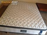 Queen size mattress Sleepmaker Miracoil Superior sleep support