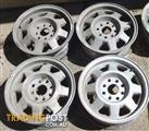 "Ford Escort / Cortina 14"" Mags Alloy rims"