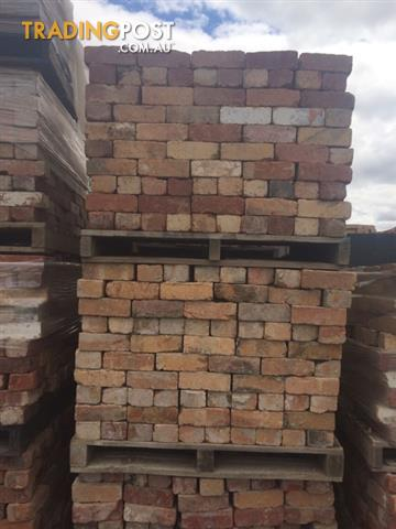 Roughies Second Hand Solid Bricks Clean