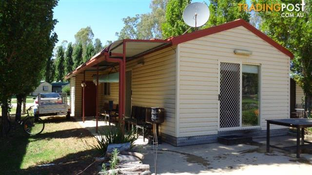 Holiday Cabin - On the Murray River