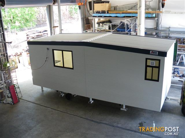 Brand new portable building incl ensuite kitchenette for sale in taree nsw brand new - Bank kitchenette ...