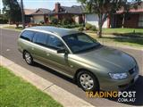 2006 HOLDEN COMMODORE EXECUTIVE VZ MY06 4D WAGON