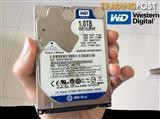"""Western Digital HDD 1TB Hard Drive 2.5""""   WORKING GREAT  """