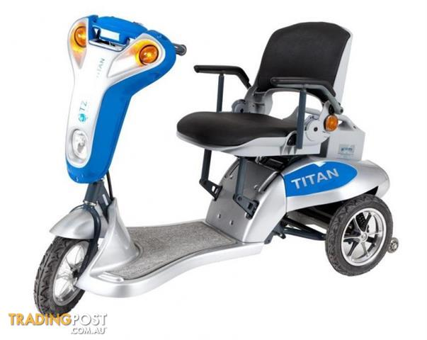 Titan 3 - Transportable ***Free Demonstrations***