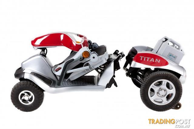 Titan 4 - Transportable ***Free Demo & Free Delivery***