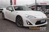 2016 TOYOTA 86 GT ZN6 COUPE