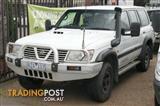 2001 Nissan Patrol 7 SEATER 4X4 Wagon
