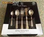 Stanley Rogers Regent 30 Piece Cutlery Set