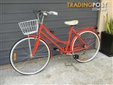 Vintage Style Cruiser bicycle