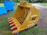 New 10-15 ton 1215 mm Excavator Skeleton Sieve Bucket