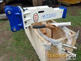 New 2-5 ton GTX530 Hydraulic Rock Breaker Excavator Hammer