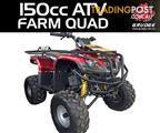 GRUDGE 150cc Farm Quad Bike / ATV