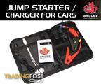GRUDGE Car Jump Starter 12V for up to 5L Petrol Engine