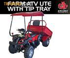 GRUDGE Farm ATV Ute 200cc