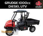 GRUDGE 1000cc Diesel UTV with Daihatsu 3 cylinder 1000cc engine