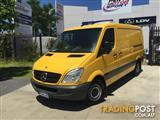 2012  MERCEDES-BENZ SPRINTER 313 CDI MWB 906 MY11 3D VAN