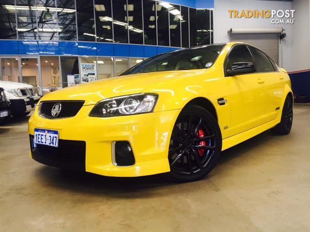 2013  HOLDEN COMMODORE SS-V Z-SERIES VE II MY12.5 4D SEDAN