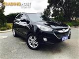 2012  HYUNDAI iX35 ELITE (AWD) LM MY11 4D WAGON