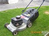 MASPORT 375/4 RUNS CUTS GRASS SERVICED