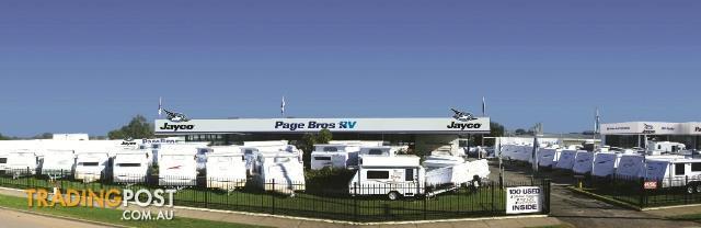 2008  CARAVAN Jayco STERLING  25.78-2 Caravan
