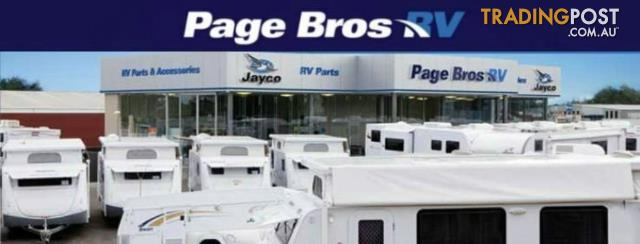 2009  CARAVAN JAYCO STERLING  17.55-3.OB POP TOP