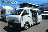 2012  TOYOTA HIACE LOW ROOF LWB  VAN
