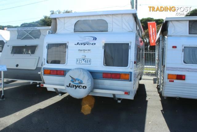 2001  JAYCO WESTPORT  17.66-1 POP TOP