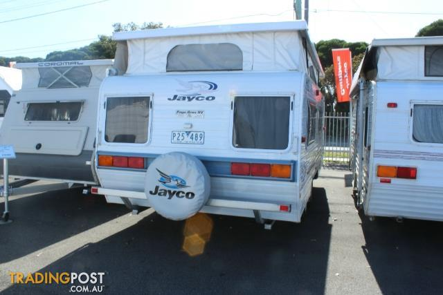 2001  CARAVAN JAYCO WESTPORT  17.66-1 POPTOP