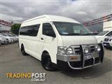 2011  TOYOTA HIACE COMMUTER KDH223R MY11 UPGRADE BUS