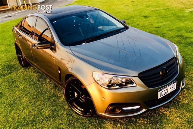 2015 Holden Calais V Vf Ii 4d Sedan For Sale In Maddington Wa 2015