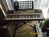 Yamaha Keyboard PSR - E303