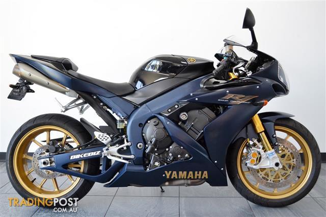 Yamaha R Series Cc