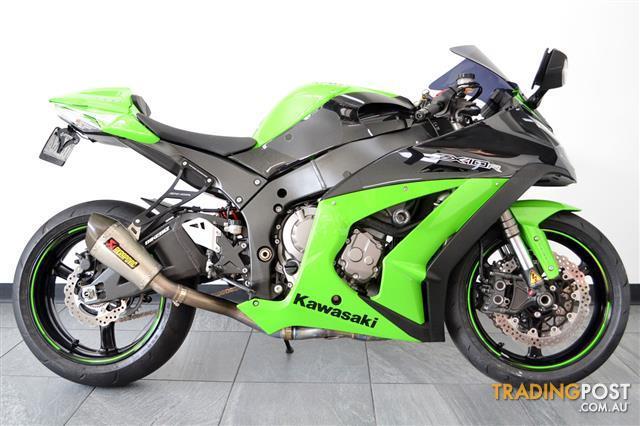 2012 Kawasaki Zx 10r Zx1000 Ninja 1000cc Kbf Sports