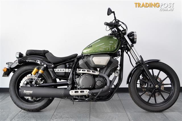 2014 yamaha bolt r spec 950cc my14 cruiser for sale in for Yamaha bolt used for sale