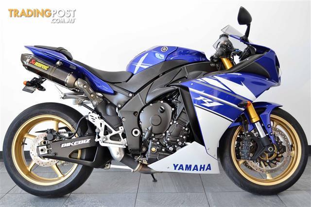 2010 YAMAHA YZF|R1 1000CC 09 SPORTS for sale in Parramatta NSW ...