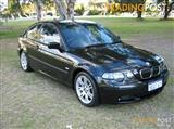 2004 BMW 3 25ti E46 3D HATCHBACK