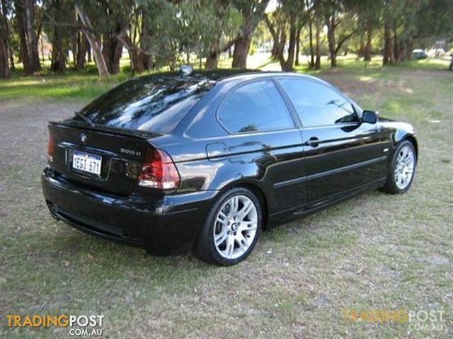 2004 BMW 3 25ti E46 3D HATCHBACK for sale in Bentley WA  2004 BMW