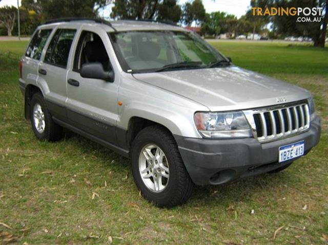 2004 jeep grand cherokee laredo 4x4 wg 4d wagon for sale. Black Bedroom Furniture Sets. Home Design Ideas