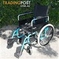 Glide Series 2 Assisted Foldable Wheel Chair !!!