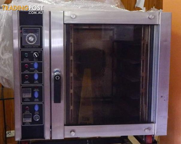 NFC CONVECTION OVEN NFC|5Q INDUSTRIAL KITCHEN 3 PHASE POWER LPG for ...